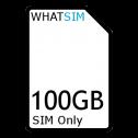 100GB 12 month Vodafone SIM Only