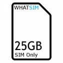 giffgaff PAYGO with 25GB data bundle