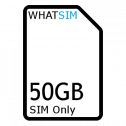 50GB 12 month iD Mobile SIM Only