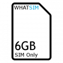 6GB 1 month iD Mobile SIM Only