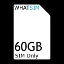 60GB 12 month Vodafone SIM Only