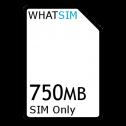 Asda Mobile PAYGO with 750MB data bundle