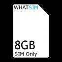 8GB 1 month Lebara Mobile SIM Only