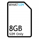 8GB 1 month iD Mobile SIM Only